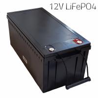 GEN2 Lithium Battery 12V 200AH